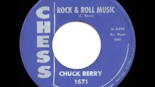 1957 HITS ARCHIVE  Rock & Roll Music   Chuck Berry