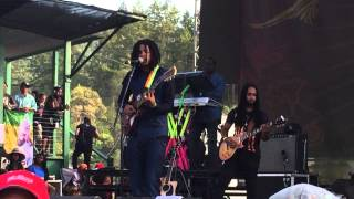 """Skip Marley """"Roots, Rock, Reggae"""" live from Reggae on the River 2015"""