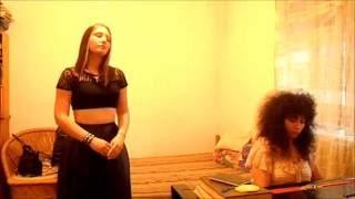 Celtic Woman - Scarborough Fair VOCAL + PIANO COVER