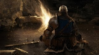 Dark Souls - Nice Sprites and Scary Monsters