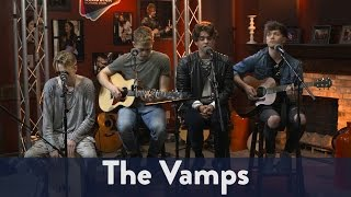 "The Vamps Perform ""All Night"""