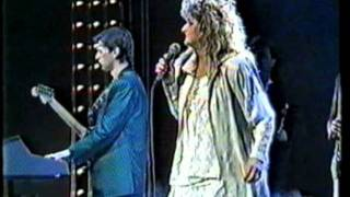Bonnie Tyler & Mike Oldfield - Islands (Live Vocal)