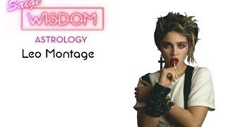Saige Wisdom: Famous Leo Music Video Montage
