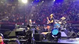 """Pearl Jam """"Yellow Ledbetter"""" Viejas Arena, San Diego, 11.21.13"""