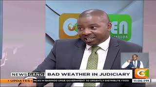 NEWS GANG | The Judiciary's downfall