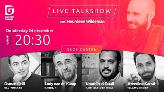 Live Talkshow - 24/12/2020 | Einde IslamOmroep | Aanval op gebedshuizen | Syrisch gezin uit Heerlen