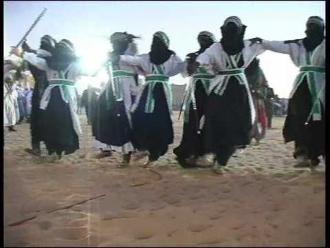Touaregs of Libya Ghat مهرجان الطوارق غات تراث ليبي