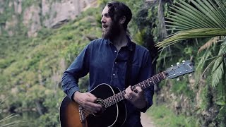 "John Mark McMillan -  ""Borderland"" (Acoustic in New Zealand)"