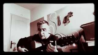 song : johnsburg illinois by  tom waits acoustic guitar cover video
