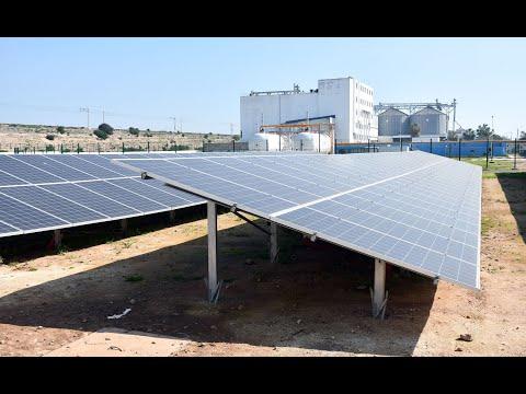 Video : Nestlé Maroc inaugure une centrale solaire à l'usine El Jadida