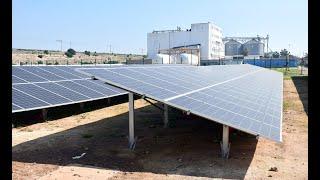 Nestlé Maroc inaugure une centrale solaire à l'usine El Jadida