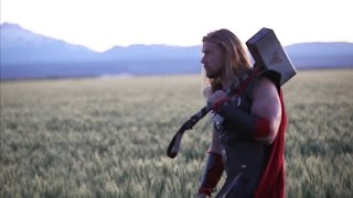 Superhero Motivation - THOR