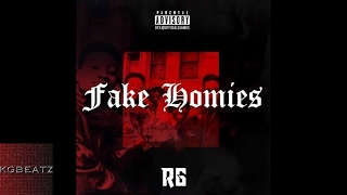 RG - Fake Homies [Prod. By Paupa] [New 2017]