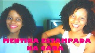 Mentira Estampada na Cara - Simone e Simaria (Mayra e Maya - Cover)