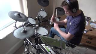 I Love Rock n Roll Drum Cover