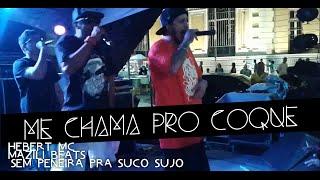 Hebert e Mazili Beats - Me Chama Pro Coque [Part. SPPSS] Ao vivo no Marco Zero