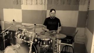 Popek x Matheo - Jestem Krolem -  Matuschy cover ( perkusja )