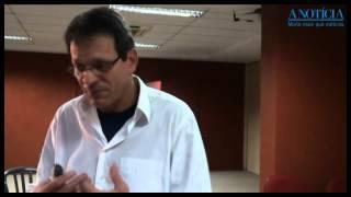 Mário Cezar da Silveira realiza oficina sobre acessibilidade no Festival de Dança