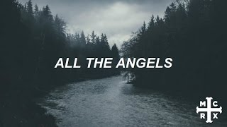 all the angels // my chemical romance - lyrics