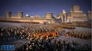 Medieval II  Total War - Official Release Trailer HD