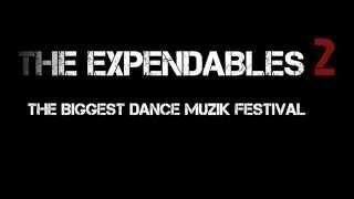 "ULTRA MUZIK ""The Expendables 2"" Opening Ceremony"