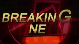 Green Screen Breaking News