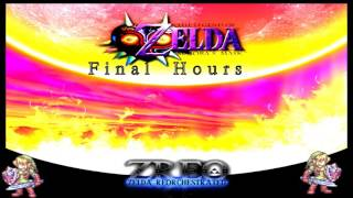 Zelda: Majoras Mask Ost -Final Hours- Trap Remix | @YungDojikko