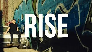 Danny Gokey - Rise [Lyric Video]