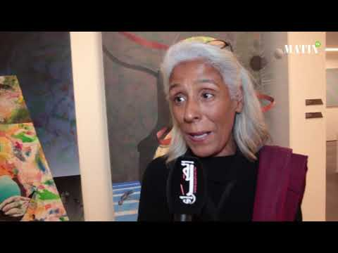 Video : Enfance Maghreb Avenir : Vernissage de l'exposition-vente collective #BâtirUnAvenir