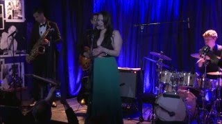 NIKKI POPE Live at the IRIDIUM - I'd Rather Go Blind (Etta James cover)