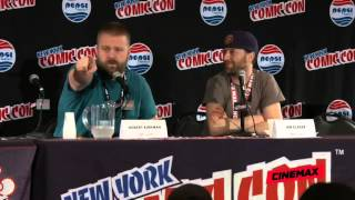 Outcast Season 1:  New York Comic Con Recap (Cinemax)