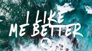 Lauv - I Like Me Better (Lyrics / Lyric Video) Cheat Codes Remix
