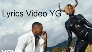 YG - Pop It, Shake It ft. DJ Mustard Lyrics
