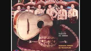 """Mariachi Vargas de Tecalitlan """"El Son de La Negra"""""""
