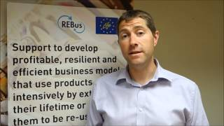 REBus Project: Presented by Gerrard Fisher, WRAP
