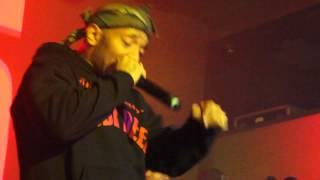 "MOBB DEEP-""Say Something""(Live In Toronto Nov/06/2014)"