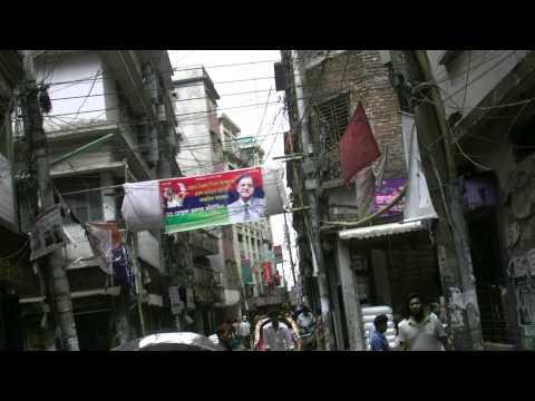 アキーラさん市内散策22!バングラデシュ・ダッカ!旧市街(オールドダッカ)Dahka,Bangladesh