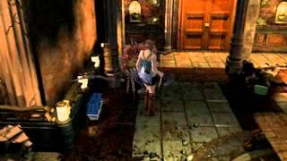 Resident Evil 3 Jill matando nemisis knife only clear