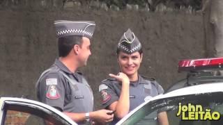 PEGADINHA   PAQUERANDO A POLÍCIA