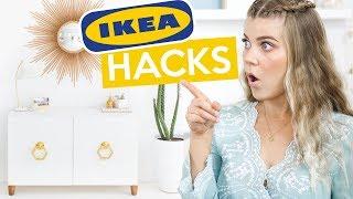 DIE MEGA EINFACHEN DIY IKEA HACKS 2018 😱🔨Besser denn je! 😍 | Coco