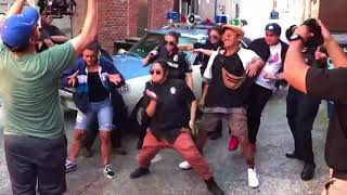 Sneak Peek: Seattle police film lip sync to Macklemore's 'Downtown'
