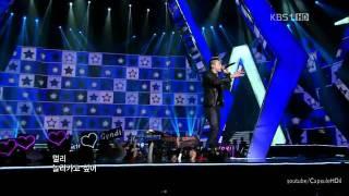 111120 Jay Park - Girlfriend LIVE (Comeback Stage) KPOP