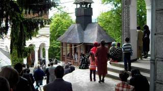 Ana Maria Tomoiaga la Manastirea Rohia - 15.05.2011