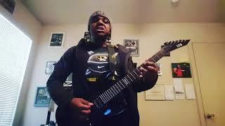 Hunter Eats Hunter- Chevelle Guitar Breakdown riff