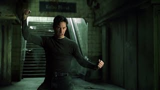 Neo vs Agent Smith | The Matrix [IMAX]