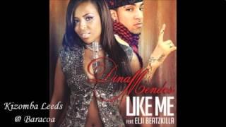 Dina Mendes - Like Me f.t (Elji Beatzkilla)