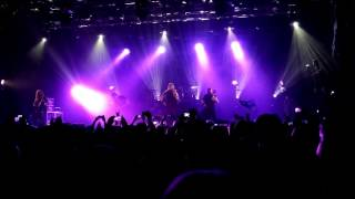 Apocalyptica - Not Strong Enough live in Moskow 11.12.2015
