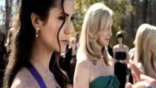 Damon and Elena Dance (Lady Antebellum - Just A Kiss)