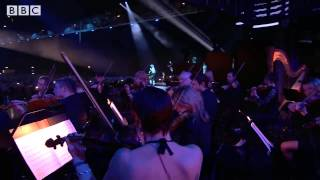Clean Bandit   Mozart's House  Rather Be feat  Jess Glynne at BBC Music Awards 2014 clip0