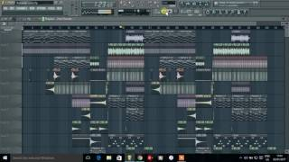 Sam Feldt & Deepend ft. Teemu - Runaways (Jay Hardway Remix) FLP(FULL REMKAE)